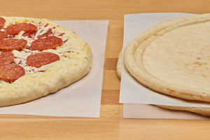 Pizza Crust/Dough Paper