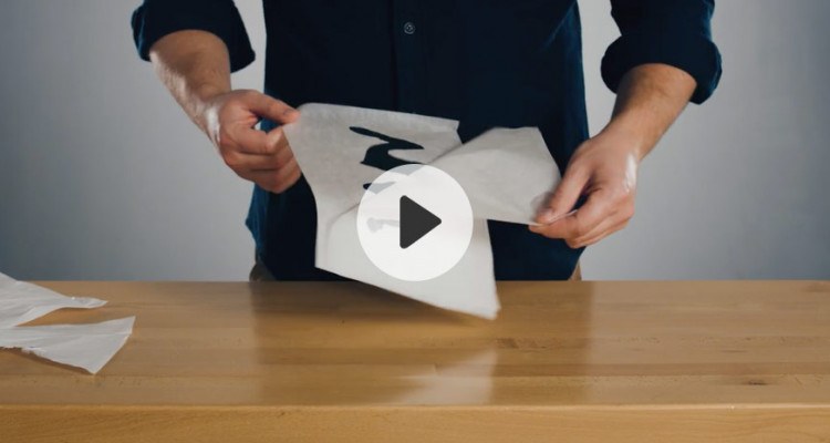 Grease Industrial Paper Video